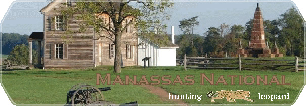 Manassas National logo