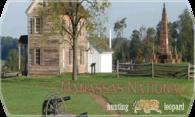 Manassas National logo