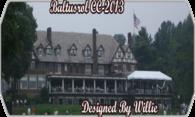 Baltusrol CC 2013 logo