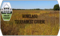 Homeland Tournament Course logo