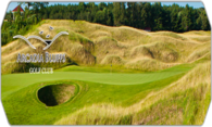 Arcadia Bluffs Golf Club logo
