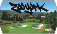 Zoo York Golf Club(V2) logo