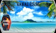 Hawaii Rising logo