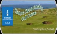 Kintyre Championship Golf Course logo