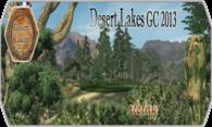 Desert Lakes GC 2013 logo