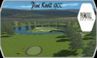Pine Knoll GCC logo