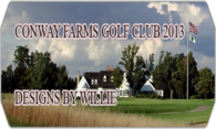 Conway Farms Golf Club 2013 logo