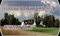 Conway Farms Golf Club 2013 logo