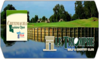 Le Triomphe Golf and CC logo