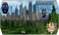 Australian Links GC 2013 logo