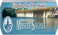 Fighting Joe-The Shoals logo