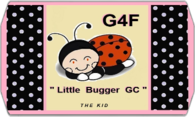 G4F Little Bugger GC logo
