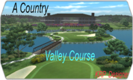 A Country Valley Course logo