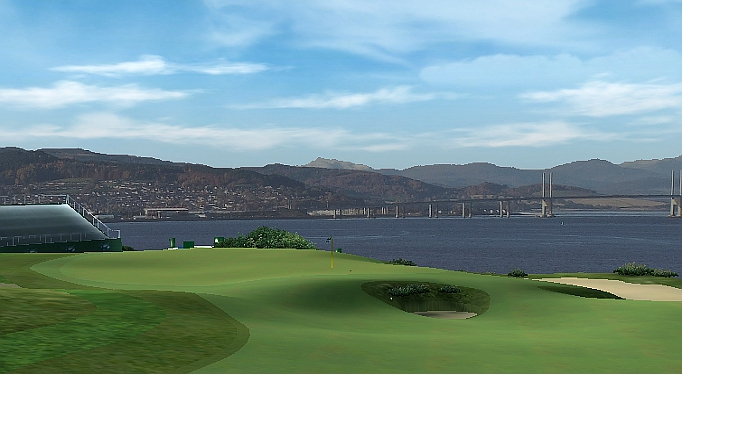 Picture of CGX Castle Stuart Links - click to view original size