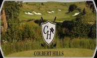Colbert Hills 2014 logo