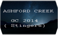 Ashford Creek GC 2014 (Stingers) logo