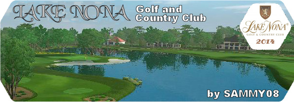 Lake Nona Golf & Country Club 2014 logo