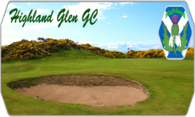 Highland Glen GC logo
