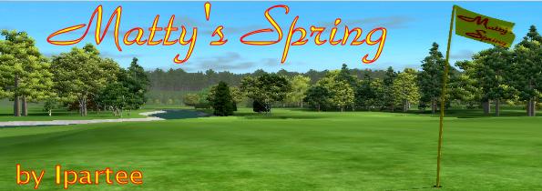 Matty`s Spring logo