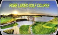 Fore Lakes Golf Club logo
