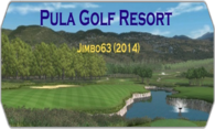 Pula Golf Resort logo