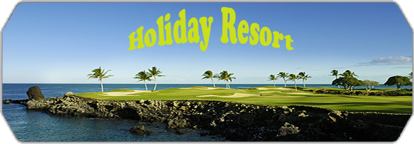 Holiday Resort logo