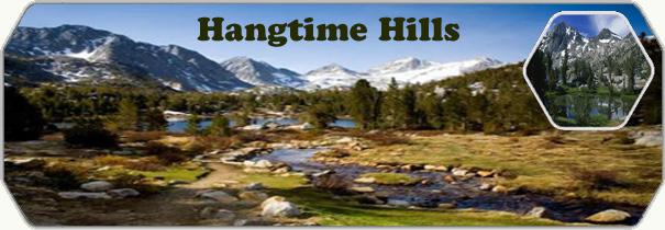Hangtime Hills logo