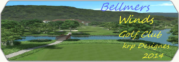 Bellmere Winds Golf Club logo