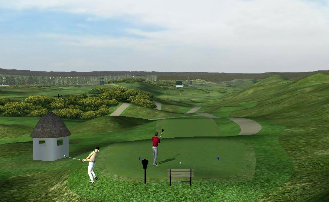 Picture of CGX Royal Aberdeen Links - click to view original size
