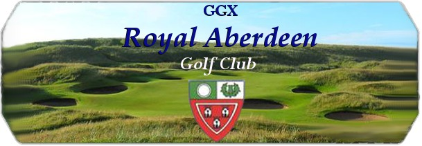 CGX Royal Aberdeen Links logo