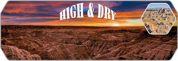 High & Dry logo