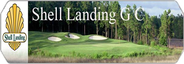 Shell Landing GC logo