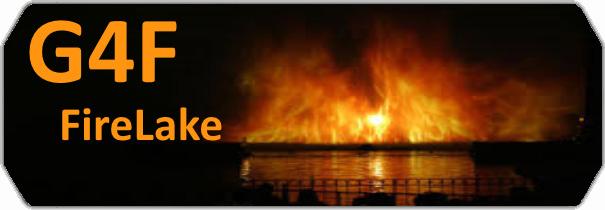 G4F FireLake logo