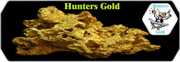 Hunters Gold logo