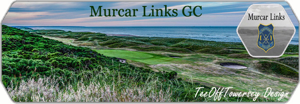 Murcar Links Golf Club logo