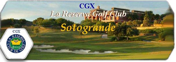 CGX La Reserva de Sotogrande logo