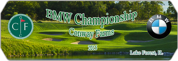 Conway Farms Golf Club 2015 logo