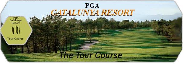 CGX PGA Catalunya Tour Course  logo