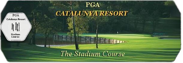 CGX PGA Catalunya Stadium Course logo