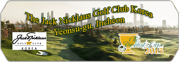 Jack Nicklaus GC Korea logo