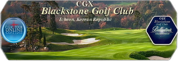 CGX Blackstone Golf Club logo