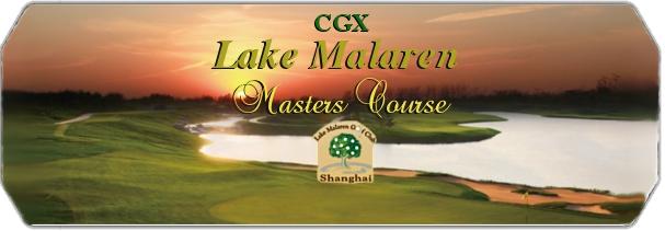 CGX Lake Malaren Masters GC logo