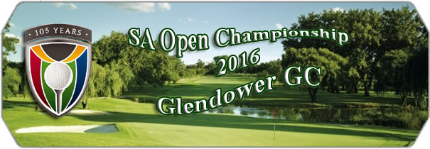 SA Open Championship Glendower logo