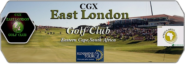 CGX East London Golf Club logo