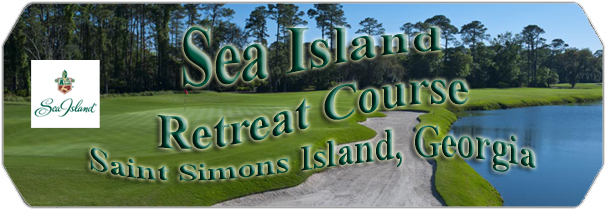 Sea Island Retreat Course logo