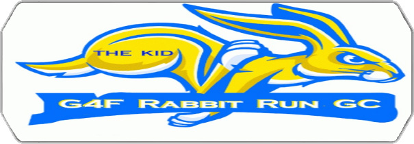 G4F  Rabbit  Run  GC logo