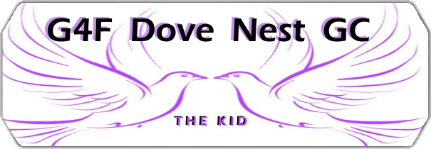 G4F Dove Nest GC logo