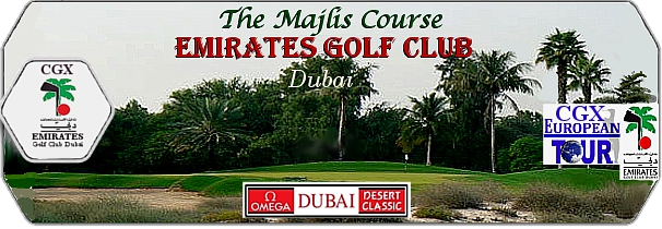 CGX Emirates Golf Club logo