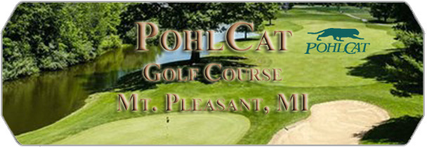 PohlCat Golf Course logo