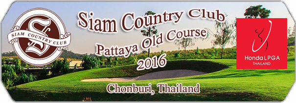 Siam Country Club Pattaya Old Course logo